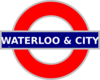 Waterloo & City Clip Art