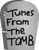 Tunes From The Tomb Clip Art