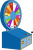 Wheel Of Fortune Clip Art