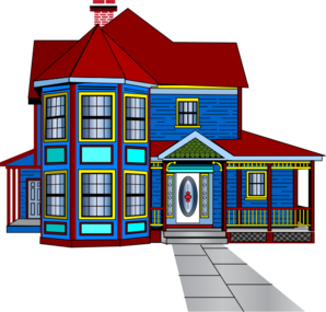 Aabbaart Njoynjersey Mini-car Game House #1 Clip Art
