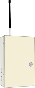 Aes Intellinet Radio Transmitter Clip Art