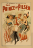 The Prince Of Pilsen By Lüders & Pixley : An Enormous All-star Revival. Clip Art