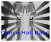 Dance Hall Band  Clip Art