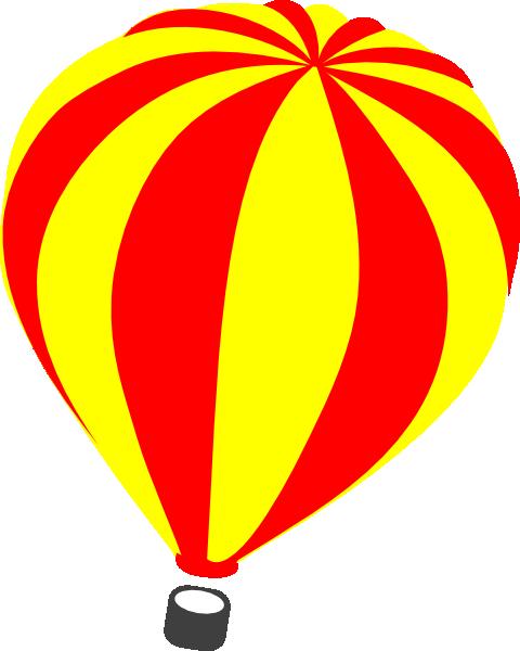 clipart hot air balloon - photo #33