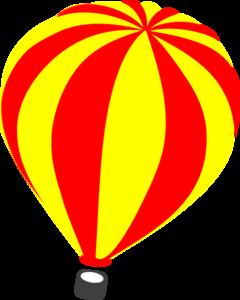 Hot Air Balloon Clip Art at Clker.com - vector clip art online ...