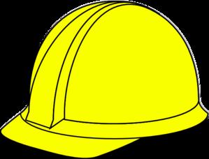 yellow hard hat clip art at clker com vector clip art online rh clker com yellow hard hat clip art pink hard hat clip art