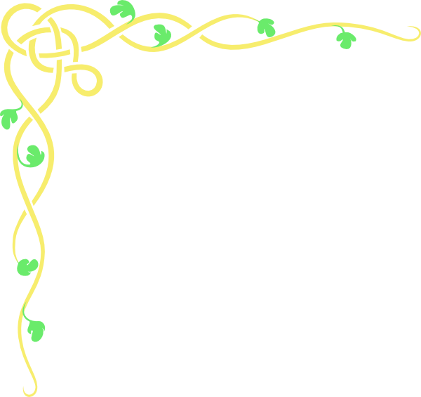 Scroll Border Clip Art