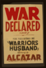War Declared Almost! : For Full Details See  Warrior S Husband  Coming To Alcazar. Clip Art