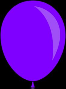 New Purple Balloon Clip Art at Clker.com - vector clip art ...
