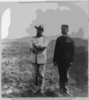 [theodore Roosevelt, Full, Standing, With Dr. Cross (in Cav. Off. Unif.)] Clip Art
