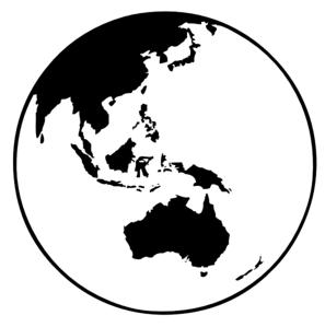 globe clip art at clker com vector clip art online royalty free rh clker com globe vector graphic globe vector free download