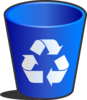 Recycle Can Clip Art