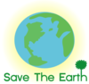Logo Save Earth Clip Art