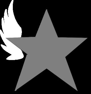 silver star clip art at clker com vector clip art online royalty rh clker com Sparkle Star Clip Art silver christmas star clip art