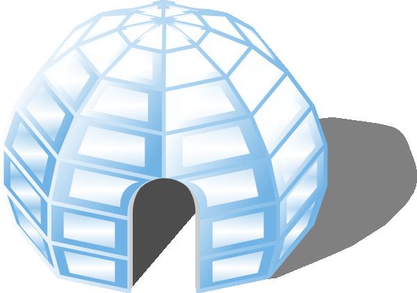 Igloo Clip Art at Clker com - vector clip art online