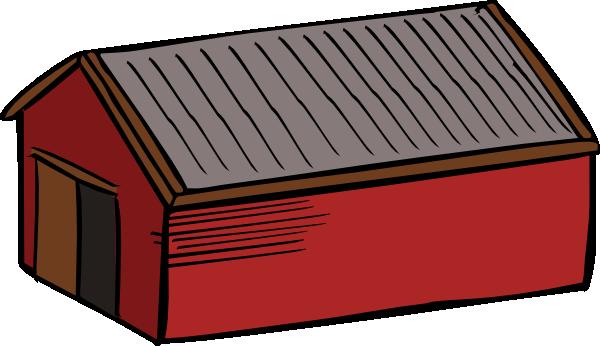 Red Stall Clip Art at Clker.com - vector clip art online ...