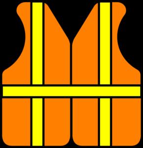 Construction Vest Clip Art