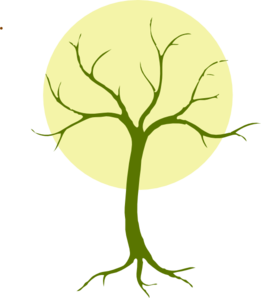 Lemon Tree Base Clip Art