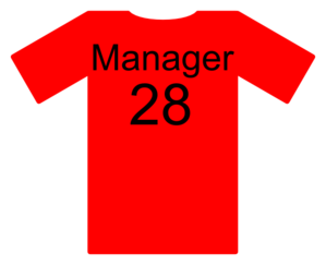 Themanager Clip Art