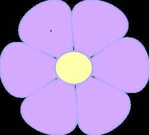 lavender daisy clip art at clker com vector clip art online rh clker com