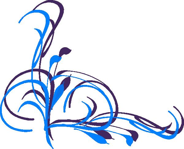 Corner Swirl Clip Art At Vector Clip Art Online Royalty Free Public Domain