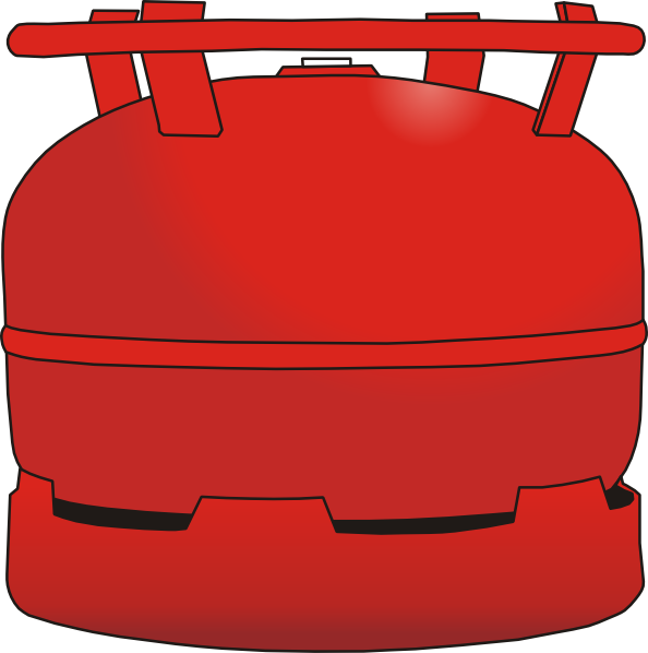 red gas tank clip art at vector clip art online royalty free public domain. Black Bedroom Furniture Sets. Home Design Ideas
