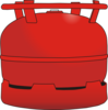 Red Gas Tank Clip Art