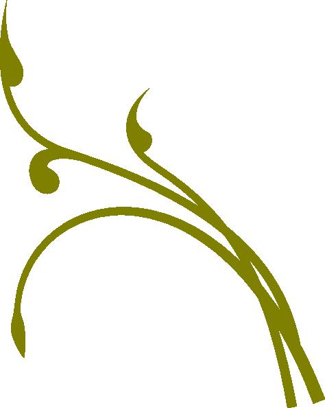 green vines clip art at clker com vector clip art online royalty rh clker com vine vector free vine vector free download