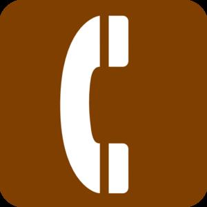 Chocolate Phone Logo Clip Art at Clker.com - vector clip art online ...
