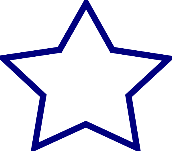 blue star clusters clip art - photo #28