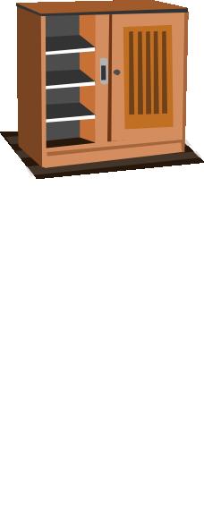 Cupboard Clip Art At Clker Com Vector Clip Art Online