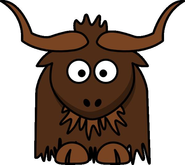 yak clip art at clker com vector clip art online royalty free rh clker com
