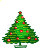 Mff Christmas Tree 2011 Clip Art