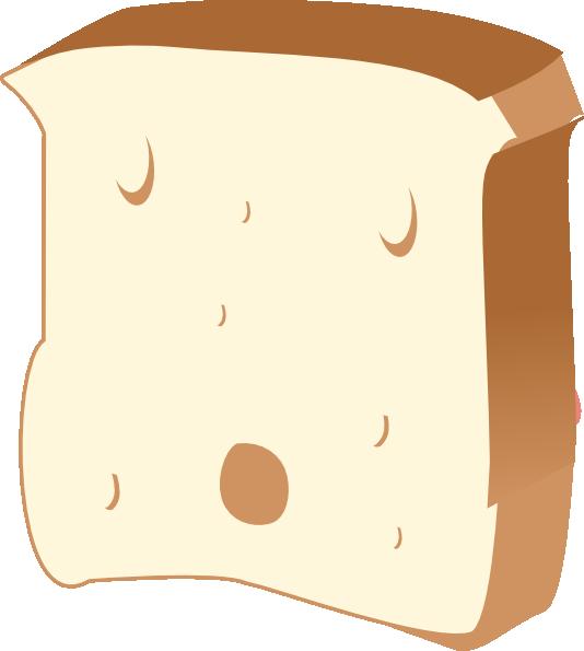 Slice Of Bread Clip Art at Clker.com - vector clip art ...