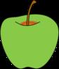 Apple Outline Clip Art at Clker.com - vector clip art ... Green Apple Outline Clip Art
