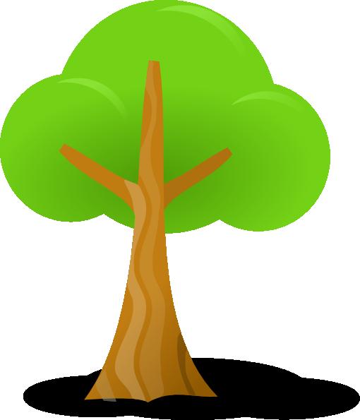 Tree Clip Art at Clker.com - vector clip art online ...