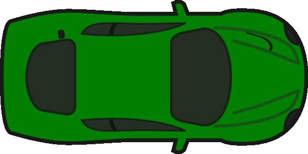Red Car Top View Clip Art At Clker Com Vector Clip Art Online Royalty Free Amp Public Domain
