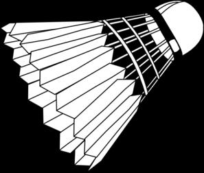 Badminton Shuttlecock Clip Art at Clker.com - vector clip art online ...