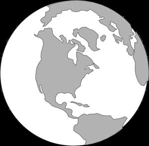World Grey Logo Clip Art at Clker.com - vector clip art online ...