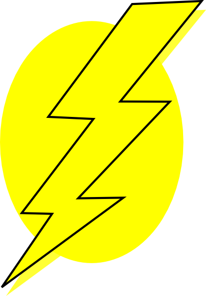 Energy Sign Clip Art at Clker.com - vector clip art online, royalty ...