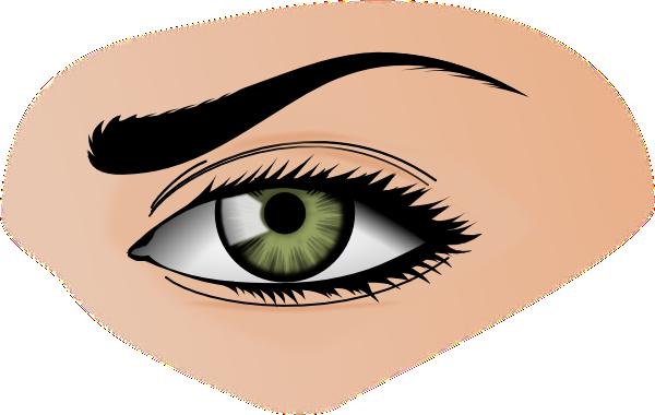 Pretty Eyes Clip Art – Cliparts