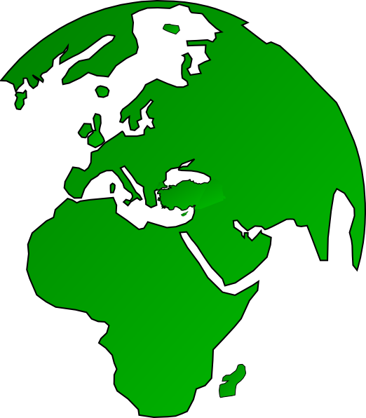 African globe map green clip art at clker vector clip art african globe map green clip art at clker vector clip art online royalty free public domain gumiabroncs Image collections