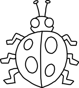 Clipart Ladybug Outline 1 together with Search as well Preschool Art Activities moreover Worm In An Apple Logo 1050779 moreover Threshold. on black green garden bugs html