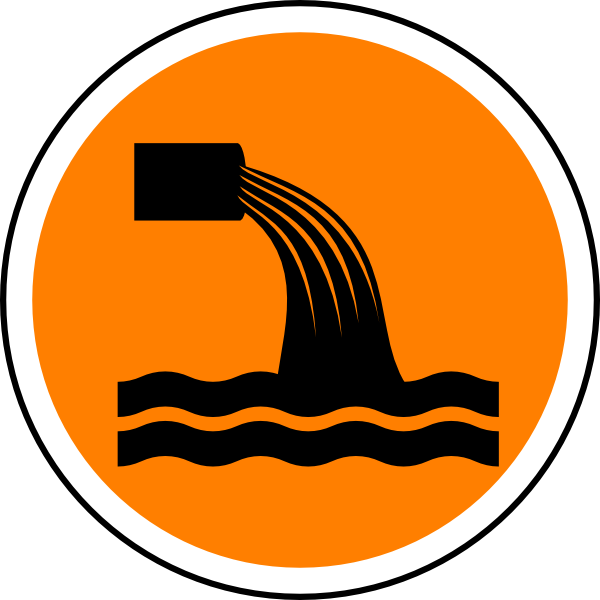 Environmental Issue: Waste Waters Clip Art at Clker.com - vector clip ...