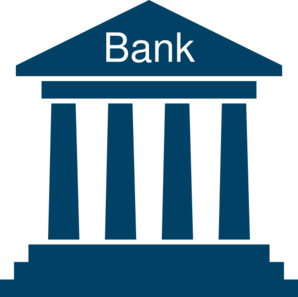 bank blue clip art at clker com vector clip art online royalty rh clker com clipart bank clip art bank holiday