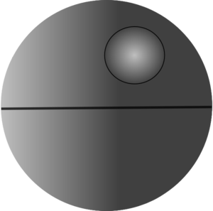 Deathstar By Oded Sagir Clip Art
