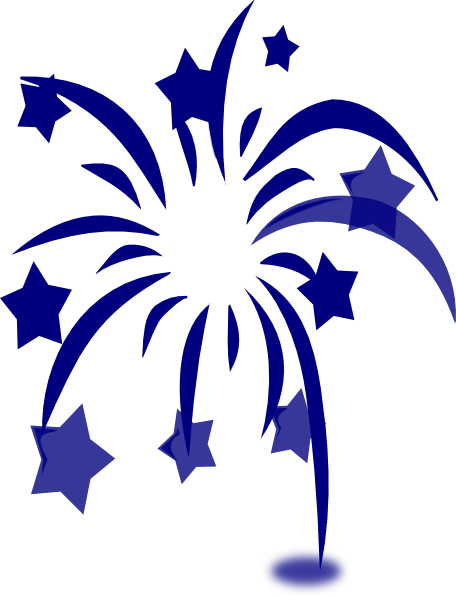 fireworks clip art at clker com vector clip art online royalty rh clker com fireworks clipart images fireworks clipart gif
