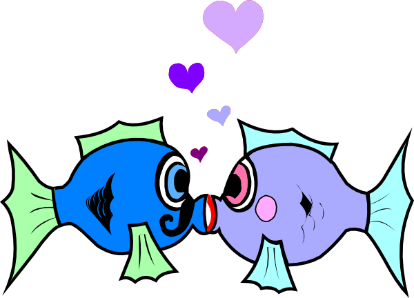free animated kisses clipart - photo #30