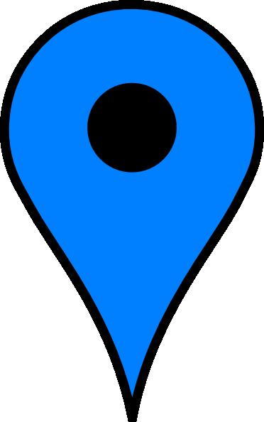 clipart google pin-#45