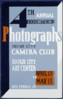 Photographs, 4th Annual Exhibition, Sioux City Camera Club Clip Art